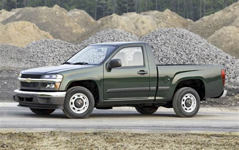 2005 Chevrolet Colorado Oil Capacity Specs