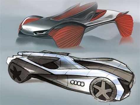 audi design universe workshop car body design