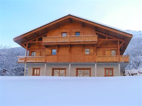 le chalet des cascades chalet des cascades sixt fer 224 cheval booking