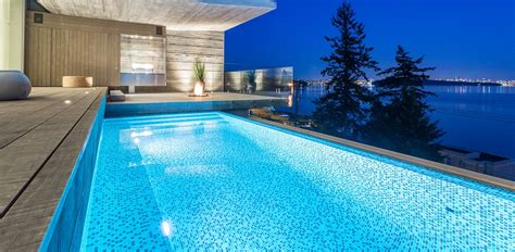 tile options for luxury swimming pools pool