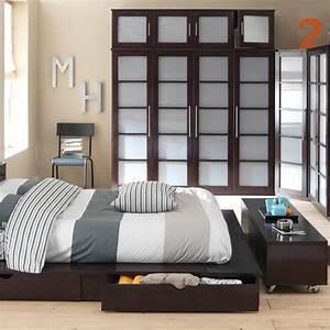 Rangement Pour Chambre : meuble rangement chambre comment amnager un dressing ~ Premium-room.com Idées de Décoration
