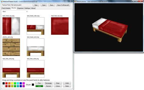 minecraft texture studio create  edit resource packs