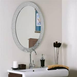 modeles de miroirs ronds pour la salle de bain archzinefr With grand miroir pour salle de bain