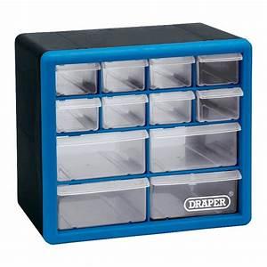 Casier A Tiroir : acheter casier de rangement 12 tiroirs draper ~ Teatrodelosmanantiales.com Idées de Décoration