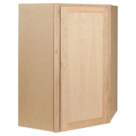 unfinished corner cabinet home decor