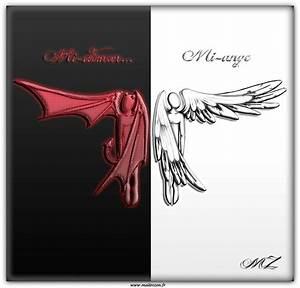 Ange Et Demon : ange et d mon ange demon pinterest d mons anges et ange demon ~ Medecine-chirurgie-esthetiques.com Avis de Voitures