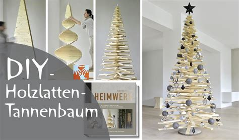 Weihnachtsbaum Aus Holz by Holz Weihnachtsbaum Selber Bauen Wohn Design