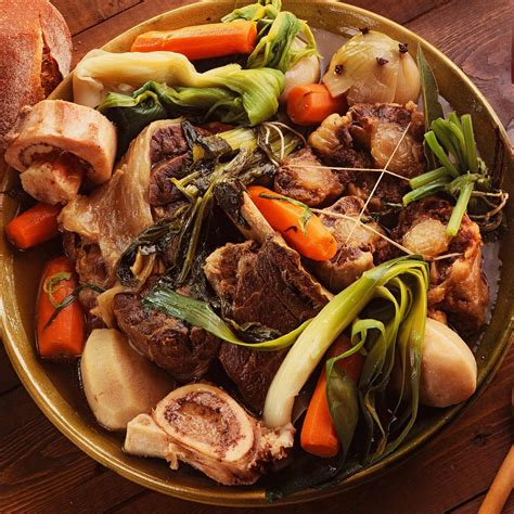 national cuisine of pot au feu recipe dishmaps