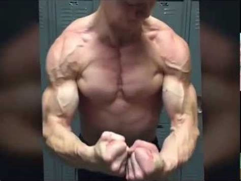 years  flexing muscles  workout youtube