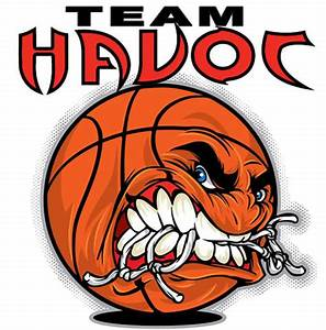 7 Basketball Logo Design Images - Havoc Basketball Logo ...