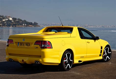 vauxhall maloo 2012 vauxhall vxr8 maloo specifications photo price