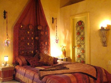 Moroccan Style Bedroom Design Ideas by 66 Mysterious Moroccan Bedroom Designs Digsdigs