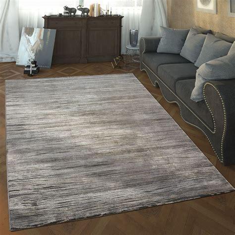 designer teppich wellen muster grau teppichde