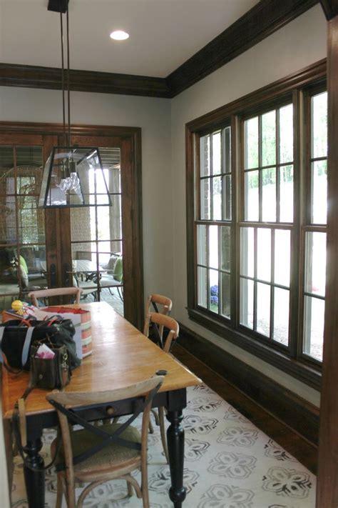 best 25 dark wood trim ideas on pinterest wood trim