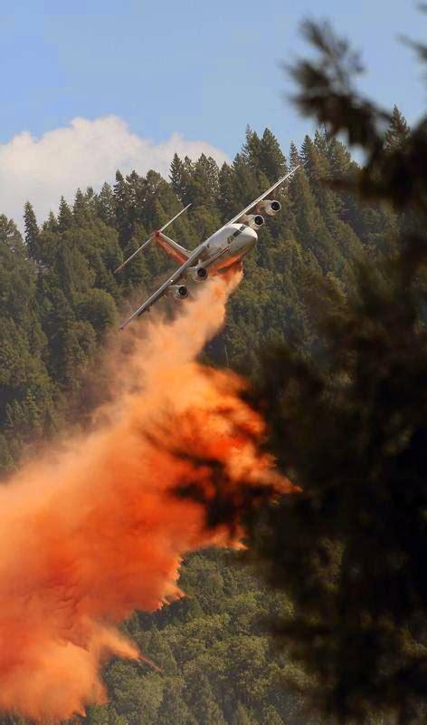 pergelator aerial firefighting california