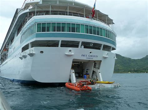 M/S Paul Gauguin Cruise Ship | Flickr - Photo Sharing!