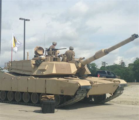 Abrams Top Speed by The 2016 Sullivan Cup Tank Competition John1911 Gun