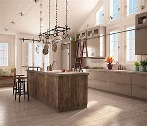 Rough Chic Collection - Transitional - Kitchen - montreal