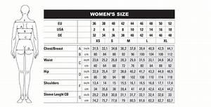 Able U0026 39 S Reference Size Chart For Beretta Clothing