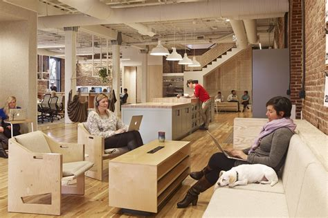 Let's Explore Airbnb's New Portland Office - Officelovin