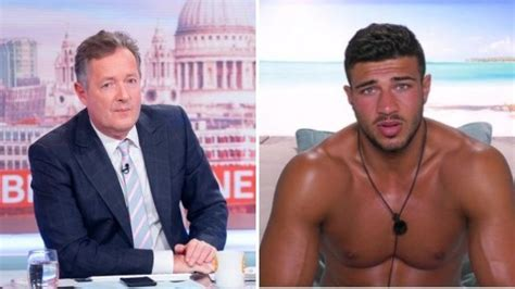 Piers Morgan brands Love Island's Tommy Fury a 'halfwit ...