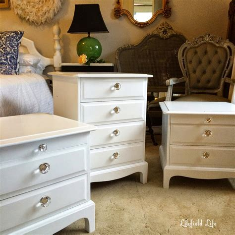 Lilyfield Life White Painted Furniture Before And After