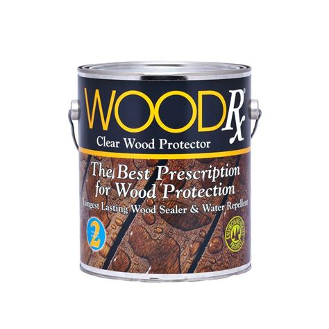 woodrx  gal ultra cedar transparent wood stainsealer
