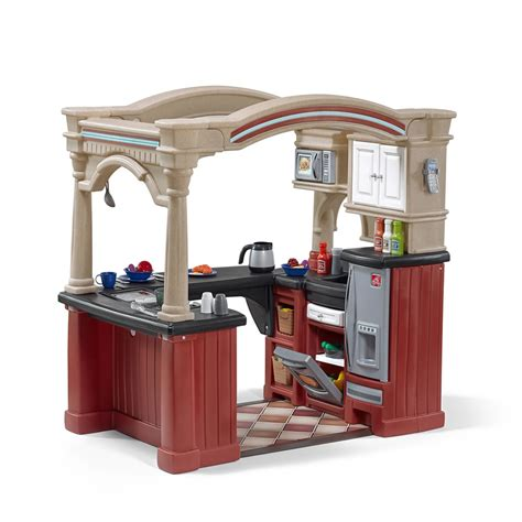 Grand Walkin Kitchen  Play Kitchens  Step2