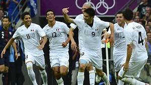 Mexico's Olympic Soccer Team Advances to Gold Medal Match ...