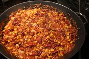 Meal Prep Einfrieren : quinoa chili mit tofu 4kochl ffel kochblog meal prep ~ Somuchworld.com Haus und Dekorationen
