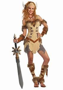Adult Viking Princess Costume