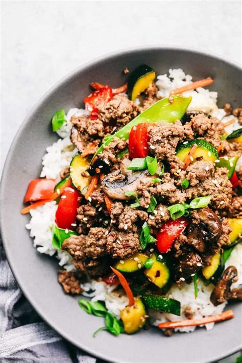 beef stir fry dishes easy  healthy recipes