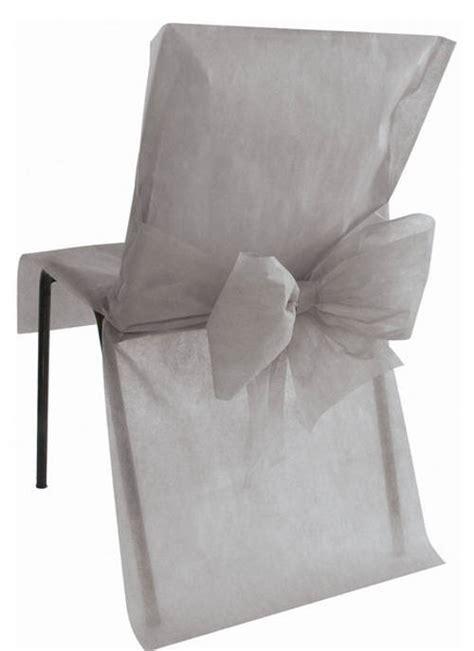 housse de chaise grise 10 housses de chaise premium grises décoration anniversaire et fêtes à thème sur vegaoo