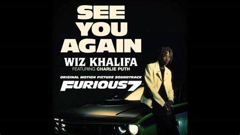 See You Again Wiz Khalifa Quotes. Quotesgram