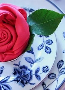 Servietten Rose Falten : servietten falten anleitung in bildern ~ Eleganceandgraceweddings.com Haus und Dekorationen