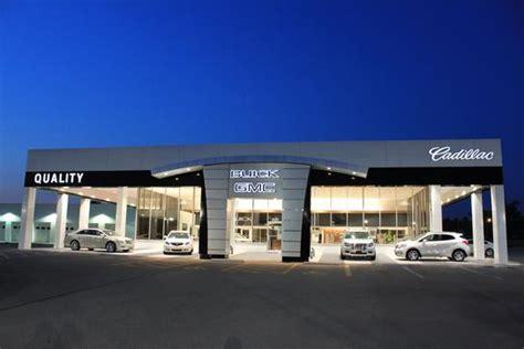 quality buick gmc cadillac car dealership  alton il