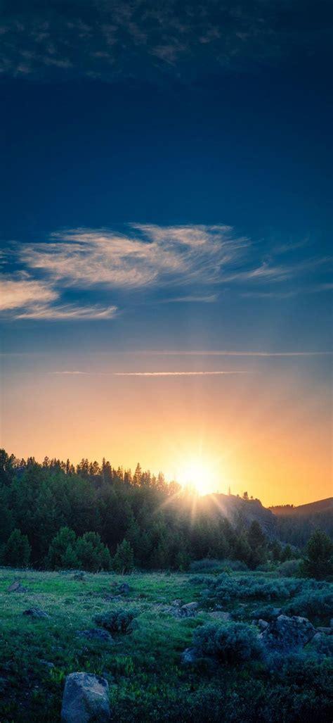 Sunrise Phone Wallpaper 1080x2340 038