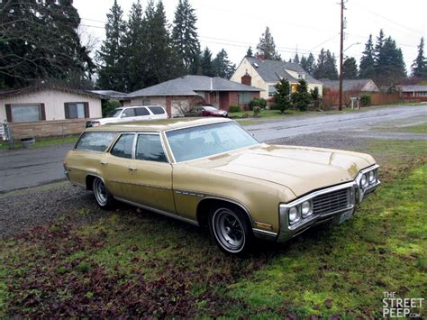 1970 Buick Station Wagon the peep 1970 buick estate station wagon