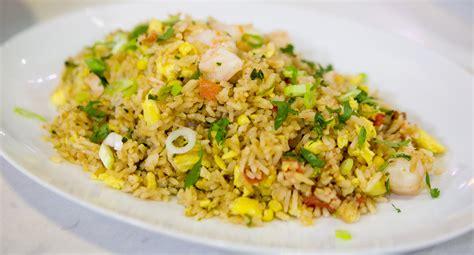 rice cuisine fragrant shrimp fried rice today com