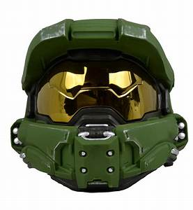 Halo Master Chief Adult Helmet - 355665 trendyhalloween com