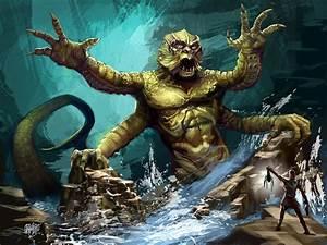 Happy Halloween! 2013 Kraken Picture, Happy Halloween ...