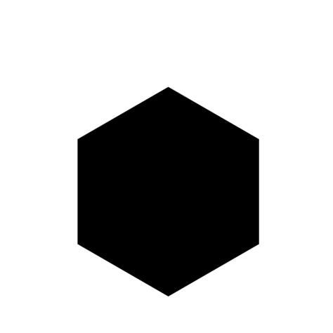 black hexagon black hexagon dejavu sans book graphemica
