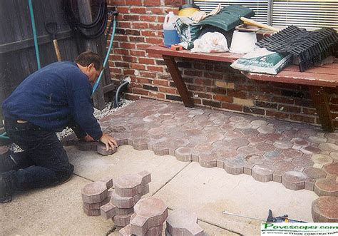 pavers patio contractors pa paver walkways