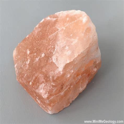 extra large rock salt halite mineral mini  geology