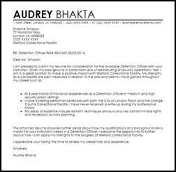 Ict Officer Cover Letter Cover Letter Probation Officer Radiology Sle Resume Probation Officer Cover Letter