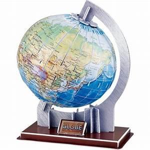 Globe Terrestre Carton : puzzle 3d le globe terrestre isa achat vente puzzle cdiscount ~ Teatrodelosmanantiales.com Idées de Décoration