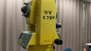 Topcon 223w Total Station  Video 1  - How To Setup And User Functions