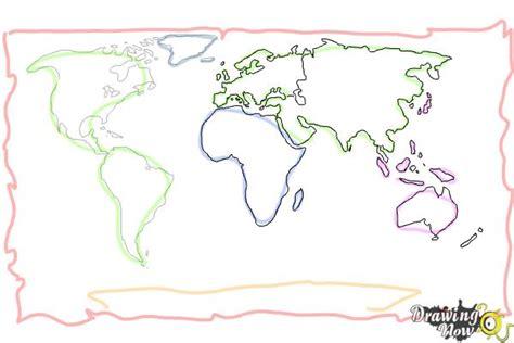 draw  world map drawingnow