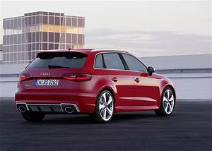 New Audi Rs3 Sportback Revealed  Has 367 Hp 2 5 Tfsi