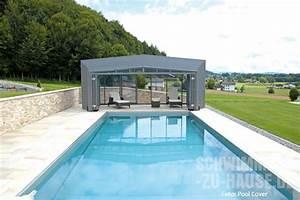 Schwimmbad Für Zuhause : flexible hoch berdachungen f r den pool schwimmbad zu ~ Sanjose-hotels-ca.com Haus und Dekorationen